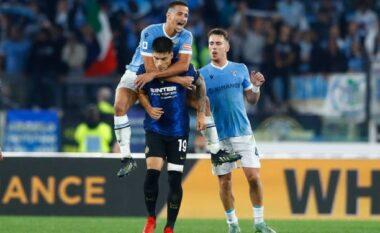 Çfarë nuk u pa dje nga ndeshja Lazio-Inter, gjesti i çuditshëm i lojtarit lacial po bën xhiron e botës (VIDEO)