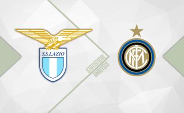 SERIE A/  Lazio – Inter, formacionet zyrtare (FOTO LAJM)