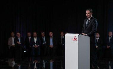 Abdixhiku mbyll fushatën e LDK-së në Kosovë: Rikthimi ynë është më pranë se kurrë