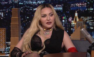 Madonna rrëfen një nga pendesat e karrierës së saj (FOTO LAJM)