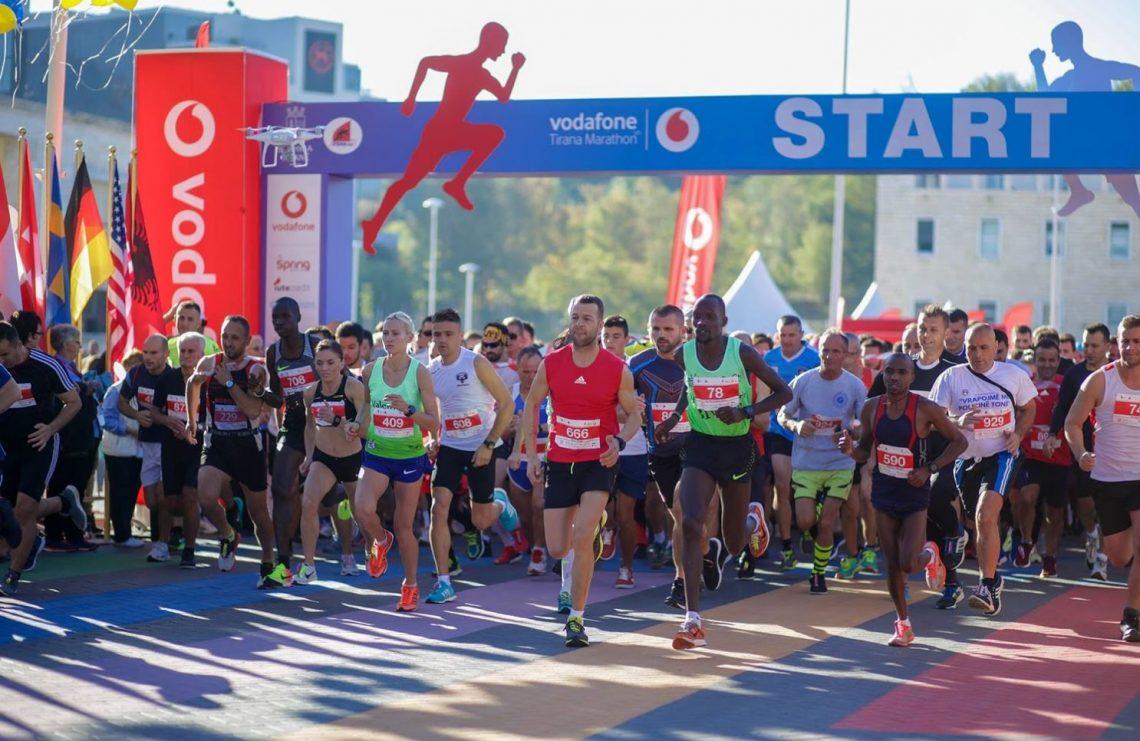 Mos dilni me makinë sot! Maratona 2021 pushton Tiranën, akset e bllokuara deri në 17:00