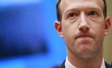 Sa milion dollarë humbi Mark Zuckerberg nga ndërprerja e Facebook, Instagram dhe WhatsApp