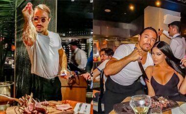Nusret jep leksione, kuzhinieri nis e tregon si e mban trupin në formë dhe dy ushqimet e domozdoshme (VIDEO)
