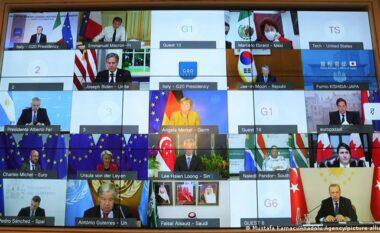 Samiti i G20-s: BE 1 miliardë euro ndihma për Afganistanin