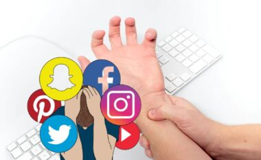 Media sociale po shkakton probleme nervore, simptoma të ngjashme me sindromën e rrallë