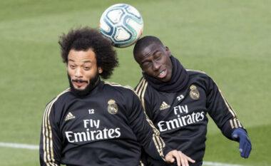 Ndeshja me Shakhtar, Reali rikuperon dy lojtarë në mbrojtje