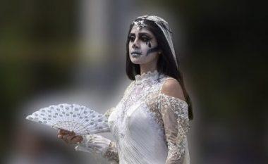 Maskohet si fantazmë për shaka, fqinji trembet dhe e vret vajzën meksikane
