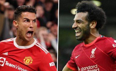 PREMIER LEAGUE/ Man United – Liverpool, formacionet zyrtare