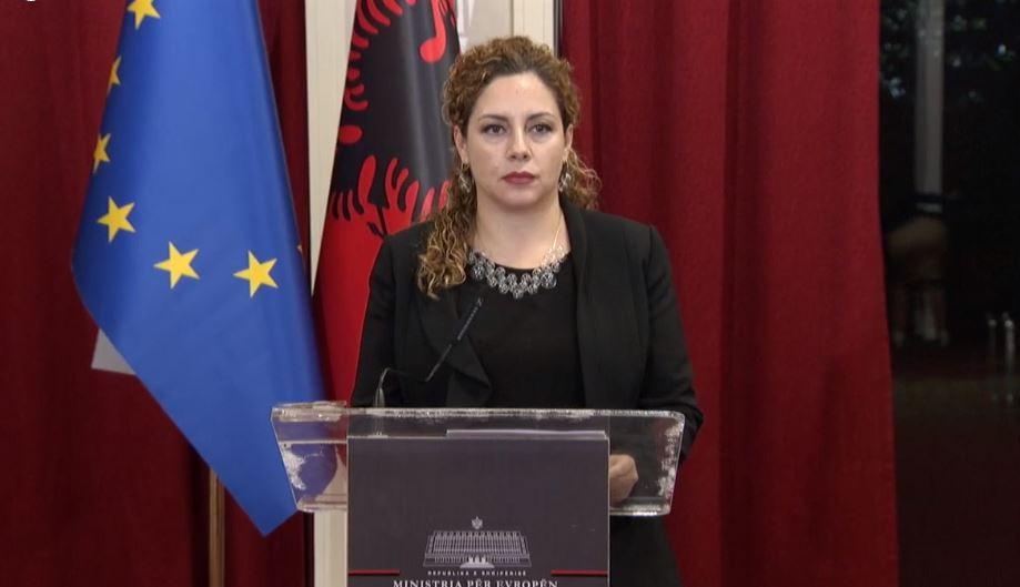 Progres-raporti i KE, Xhaçka: Shqipëria gati të ulet në tryezën e bisedimeve me BE-në