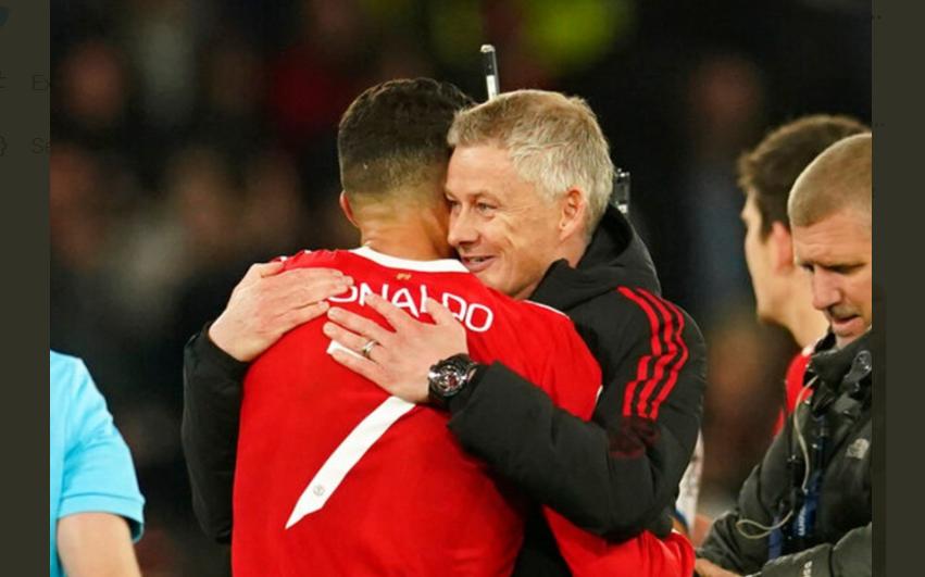 Solskjaer për Ronaldon: Ai shënoi dhe vrapoi shumë