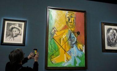 Veprat e Pikasos shiten në vlerën rekord, blerësit qëndruan anonim