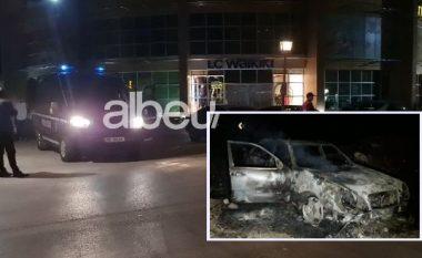 Plagosja me armë në Fier, gjendet një makinë e djegur, dyshohet e autorit