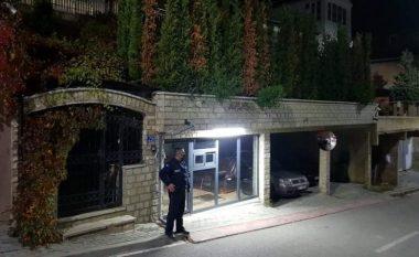 Forcat e Policisë së Kosovës largohen nga shtëpia e Albin Kurtit