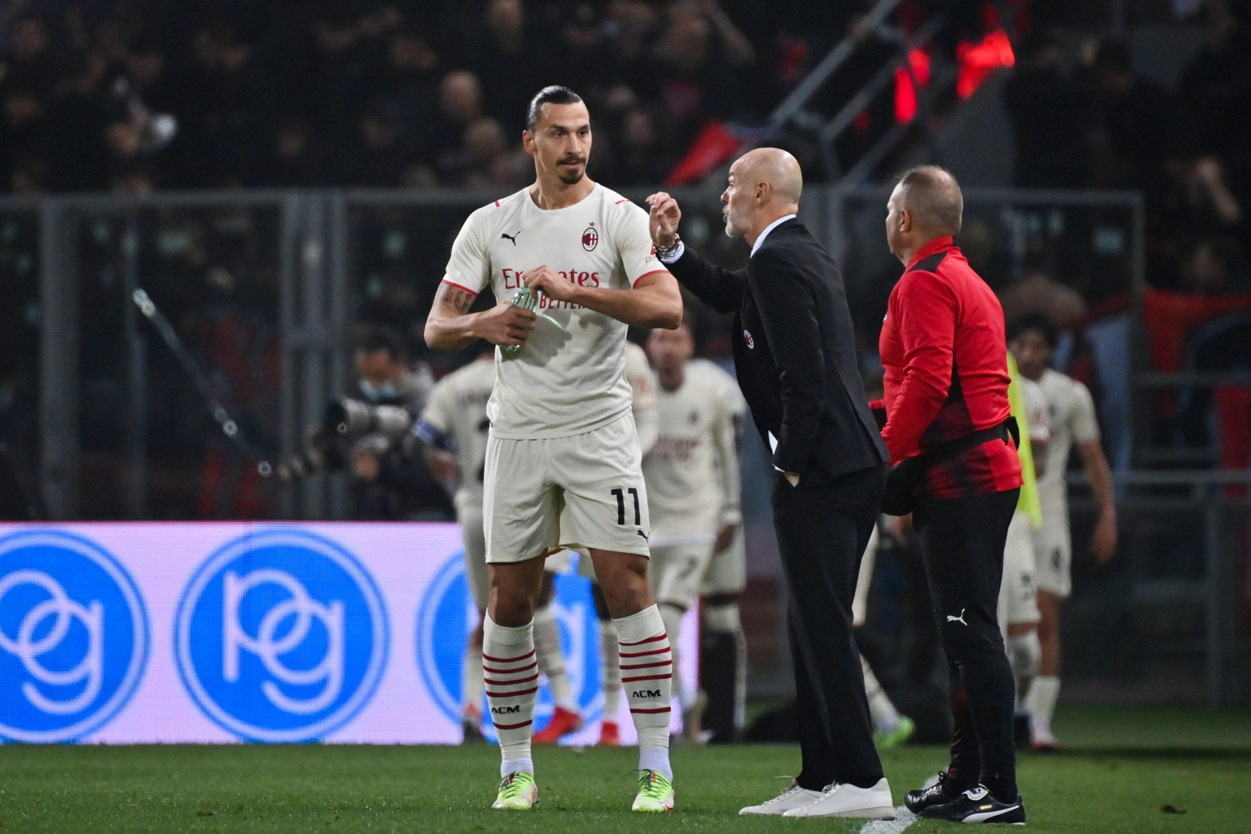 Një jetë që luan futboll, ky ishte autogoli i parë për Ibrahimovic (VIDEO)
