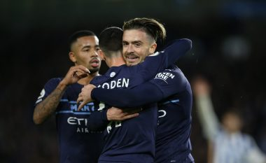 Manchester City fiton bindshëm ndaj Brighton (VIDEO)