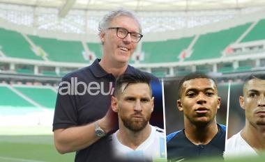 """Blanc """"bekon"""" Mbappe si pasardhësin e Ronaldos dhe Messit (VIDEO)"""