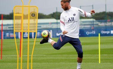 Ramos rikthehet në stërvitje të plotë me PSG-në, së shpejti debutimi
