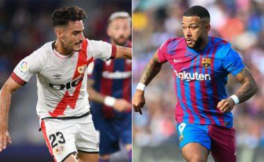 Formacionet zyrtare: Barcelona kërkon suksesin për të harruar humbjen në El Clasico