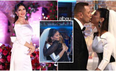 Vajza e madhe e Mark Frrokut mungoi në dasmë, Rudina Dembacaj ka një mesazh publik (FOTO LAJM)