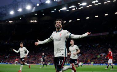 Statistika impresionuese të Salah, më shumë gola se gjysma e skuadrave të Premier League.