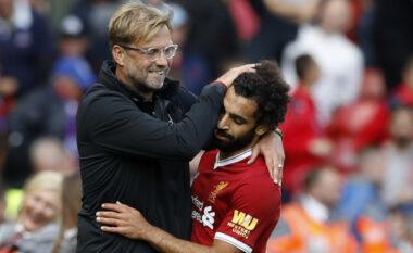 """Klopp optimist: Salah mund të fitojë """"Topin e Artë"""""""