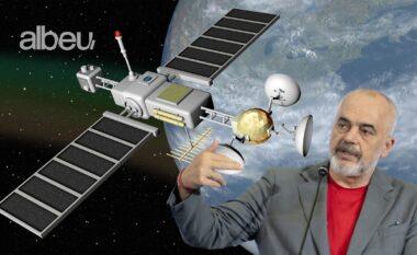 """Territori do të monitorohet me satelitë, Rama: Vitin tjetër, """"Albania 1"""" dhe """"Albania 2"""" në orbitë"""