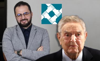 """""""Pendohet"""" Endri Shabani: Kam punuar për Sorosin, iu kërkoj ndjesë"""