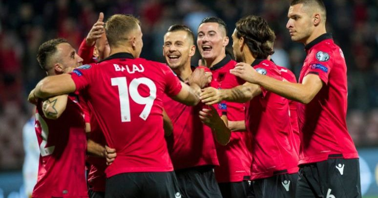 Renditja e FIFA-s: Shqipëria vazhdon ngjitjen, bie Kosova (FOTO LAJM)
