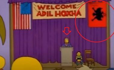 """Kjo është prova! The Simpsons parashikuan edhe satelitin """"Albania"""" (VIDEO)"""