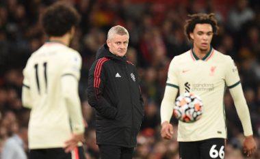 """""""Dita më e errët si trajner i United"""", Solskjaer reagon pas humbjes ndaj Liverpool"""