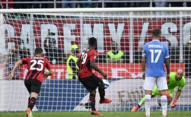 """Milani """"mbret"""" i penalltive në Serie A, në distancë me vendin e dytë"""