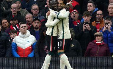 Pjesa e dytë nis aty ku mbaroi e para, Salah kompleton het-trikunndaj United (VIDEO)