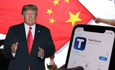 Kush janë dy emrat që fshihen pas rrjetit social të Trump?