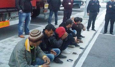 U kapën me emigrantë të paligjshëm në Gjirokastër, prangosen dy të rinjtë dibranë