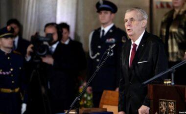 """Fitorja e papritur e opozitës """"bën për spital"""" presidentin Çek"""