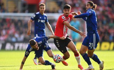 """""""Ëndërr e bërë realitet"""", Broja flet për BBC pas golit historik me Southampton"""