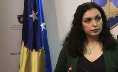 Osmani tregon rrugën e vetme për dialog me Serbinë