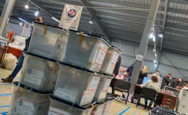 Sa përqind ishte pjesëmarrja në votim në zgjedhjet në Kosovë?
