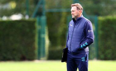 Trajneri i Southampton me fjalë të mëdha për Brojën, tregon pse e zëvendësoi