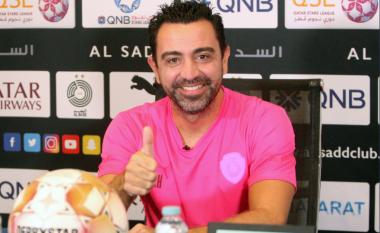 Xavi trajner i Barcelonës? Flet për herë të parë