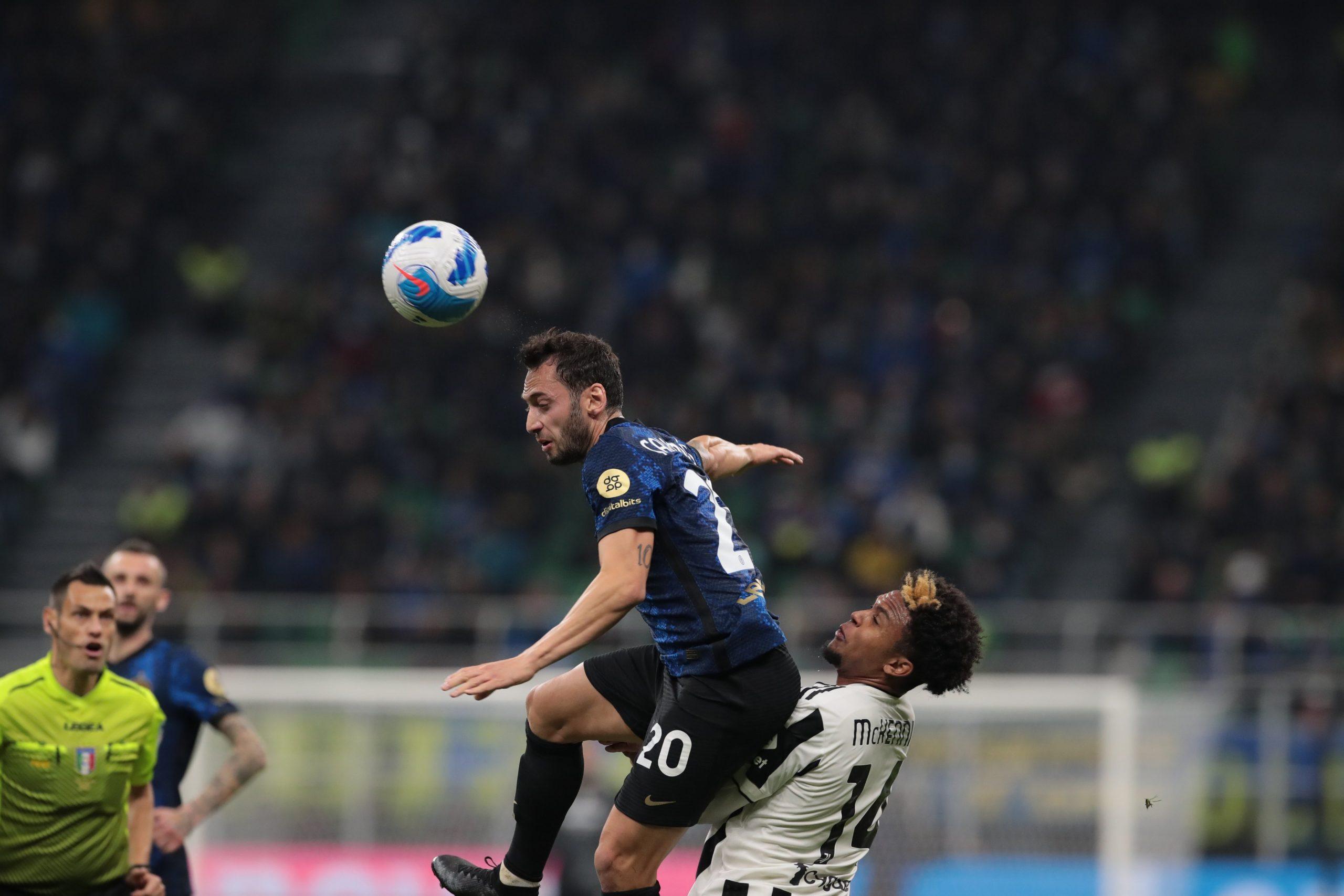 VAR protagonist, Interi dhe Juventusi ndajnë pikët (VIDEO)
