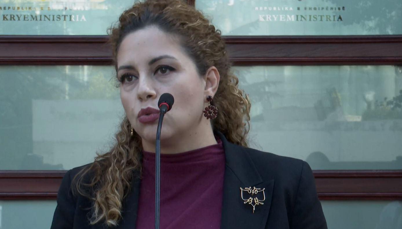 Olta Xhaçka tregon kur do të mbahet mbledhja e dy qeverive: Do konkretizojmë marrëveshjet e mëparshme me Kosovën