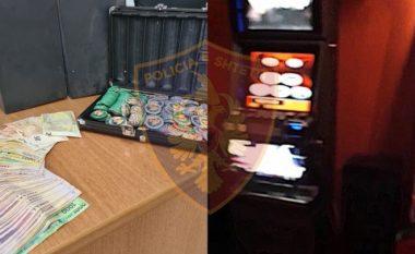 """EMRI/ Operacioni """"Xhetoni"""", lokali ishte përshtatur si bazë bixhozi! E pëson punonjësi"""