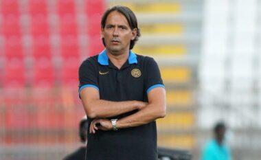 Lazio – Inter , Inzaghi eksperimenton me repartin ofensiv