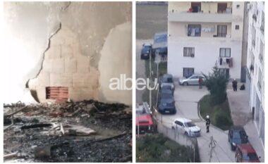 Zjarri në apartamentin në Astir, dyshohet të ketë qenë i qëllimshëm (FOTO LAJM)