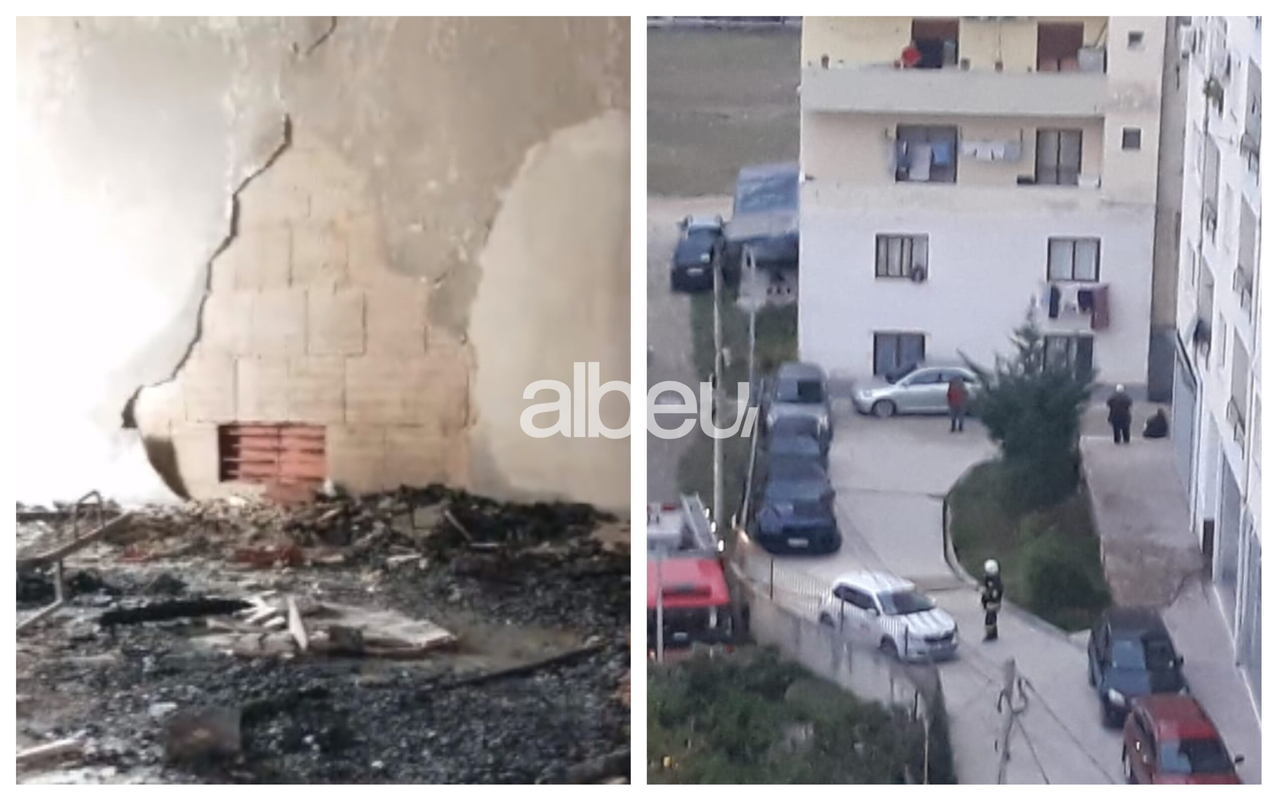 Zjarri në apartamentin në Astir, dyshohet të ketë qenë i qëllimshëm