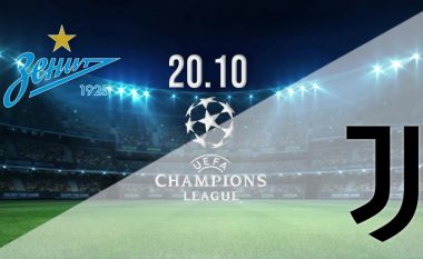 CHAMPIONS/ Zenit – Juventus, formacionet e mundshme